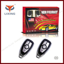 Lixing anti theft keyless remote case car alarm