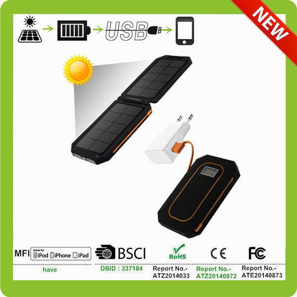 2011 new portable solar charger for samsung galaxy s3/4/5