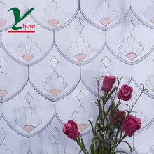China supplier high quality flower lantern mosaic tile