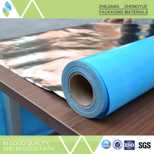 Laminate Aluminum Foil blue reflective roof sarking wall wrap insulation