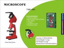 Middle children gift education toy zoom children microscope TMP-900