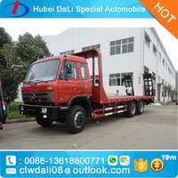 low price construction and engineering machinery Excavator bulldozer crane transport truck for sale