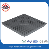 Aluminum Anti Satic Raised Floor Supports