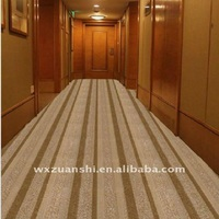 Bamboo 03, PP cut pile corridor carpet, aisle carpet for hotel