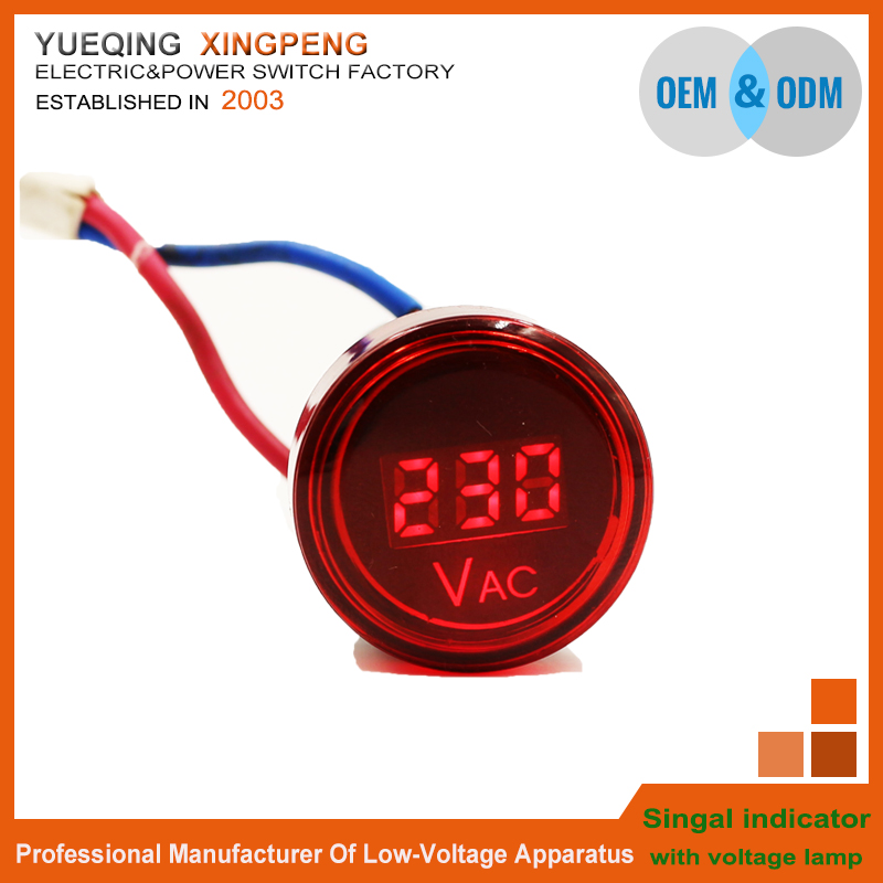 China factory direct top quality signal lamp Led Indicator post lights
