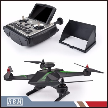 5.8G Transmission 1080P HD camera Professional Drones Brushless Motor Double GPS