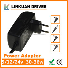 Christmas Tree EU UK AU US CN Standard LED 12V AC DC LED Adapter