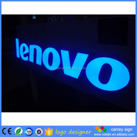 Successful consumer-attracting led light letters electrical company names