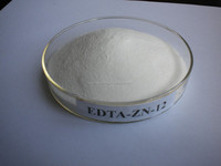 cas 14025-21-9 12% Zn EDTA fertilizer plant