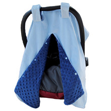 China wholesale personalized king size two-tone carrier cover for baby