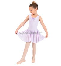 Estate calda Abiti- luce bella leotard viola