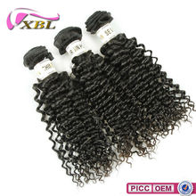 2015 XBL Raw wholesale price 7A Chemical Free low price hair weave