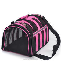 Cheap New Designed Comfort Soft Sided Pet Dog Carrier Bag