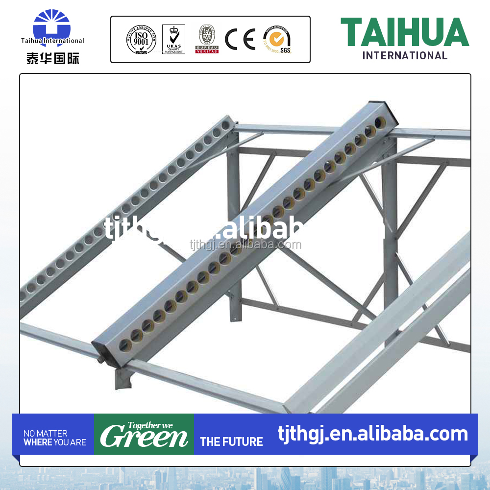 Japan standard solar panel mounting structure used solar panel bracket