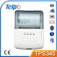Telpo TPS345 Factory Out-Let Wholesale 58mm Bluetooth Thermal Mobile Printer