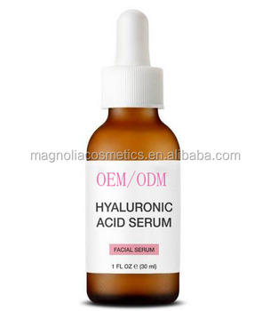 Amazon hot sel Hyaluronic Acid Serum With Vitamin C