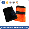 soft shock-proof mobile phone mesh bag for all the electronic products