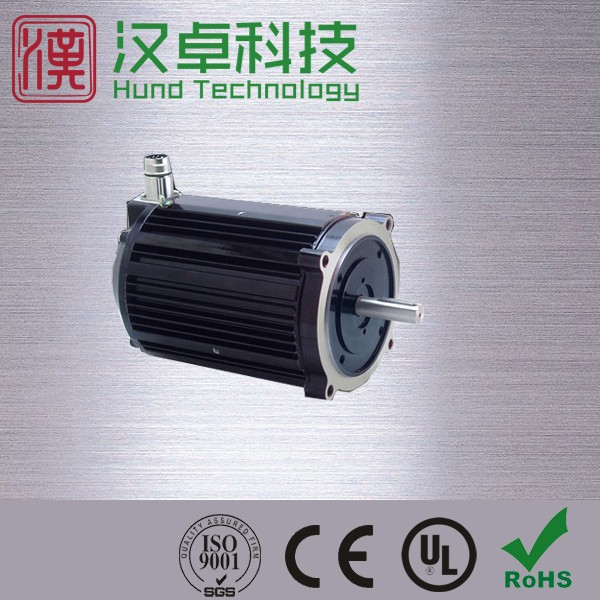 Brushless dc submersible motor for sale