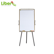 Magnetic Porcelain Whiteboard with Aluminium Frame, Portable Interactive Whiteboard,Ceramic Writing White board