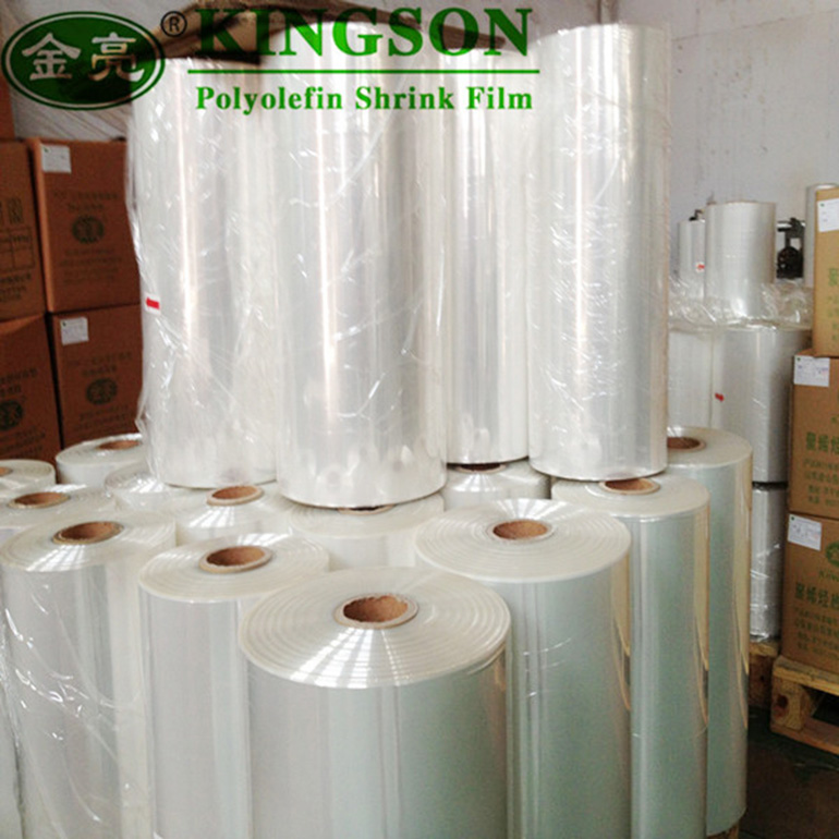 Blow Molding Processing Type POF Shrink Film