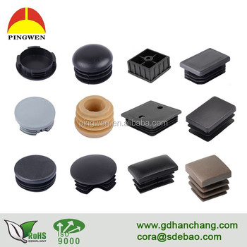 Factory Supply High Quality Plastic Chair Leg Inserts/pipe Plug/tube Insert