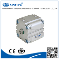 High quality best sell aluminum pneumatic air cylinder shell