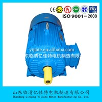 Y series three phase induction motor electric motor 75kw