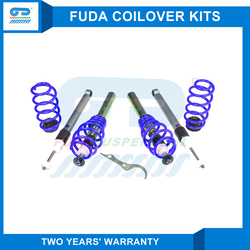 High quality Adjustable Golf Coilover for 2008 Volkswagen Golf R32 MK5