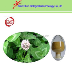 100% pure nature red clover seeds extract