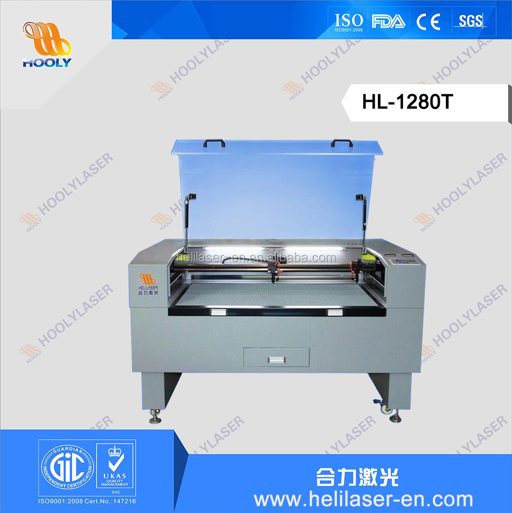 Provide two or four laser heads small cnc co2 laser cutting machine price Dongguan manufacturer