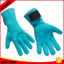 2017 Quality Seemless Neoprene Swimming Gloves/Diving Gloves/Surf Gloves