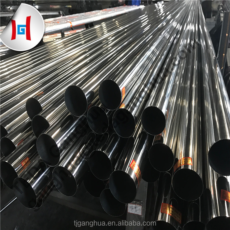 2mm thickness small diameter 310 316l stainless steel pipe