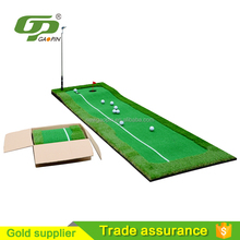 High quality Mini Golf Putting Green portable golf green office putting game