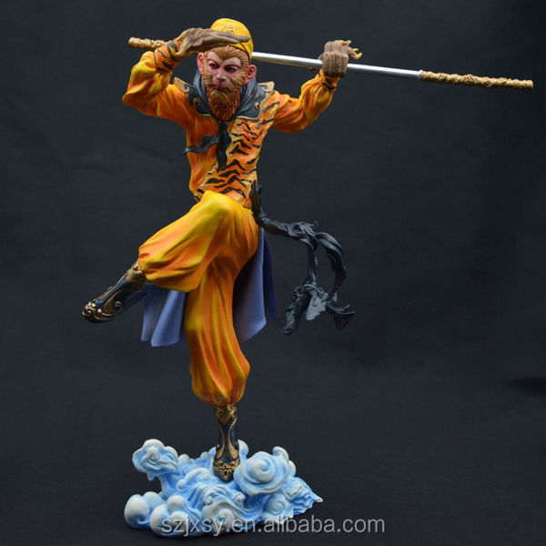 Monkey King Polyresin Figurine