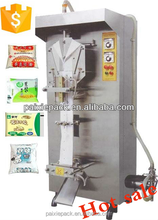 Liquid pouch fill seal machine