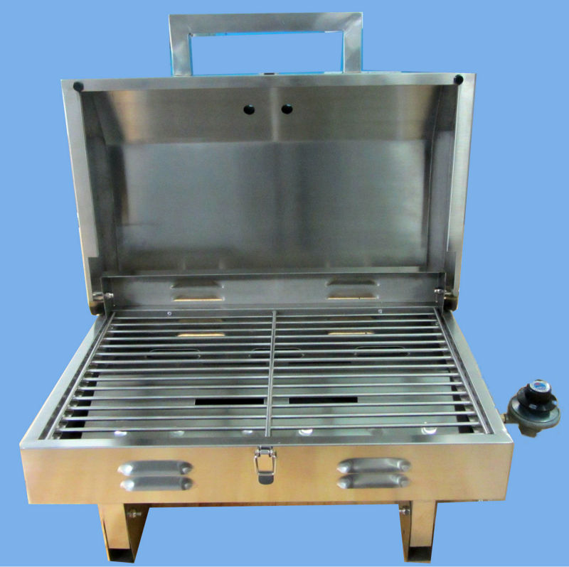 outdoor gas grill bbq/Camping stainless steel marine bbq
