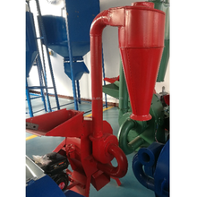 CF198 gasoline engine hammer mill