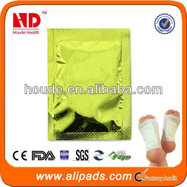 New products for 2014 health broadcast foot patches