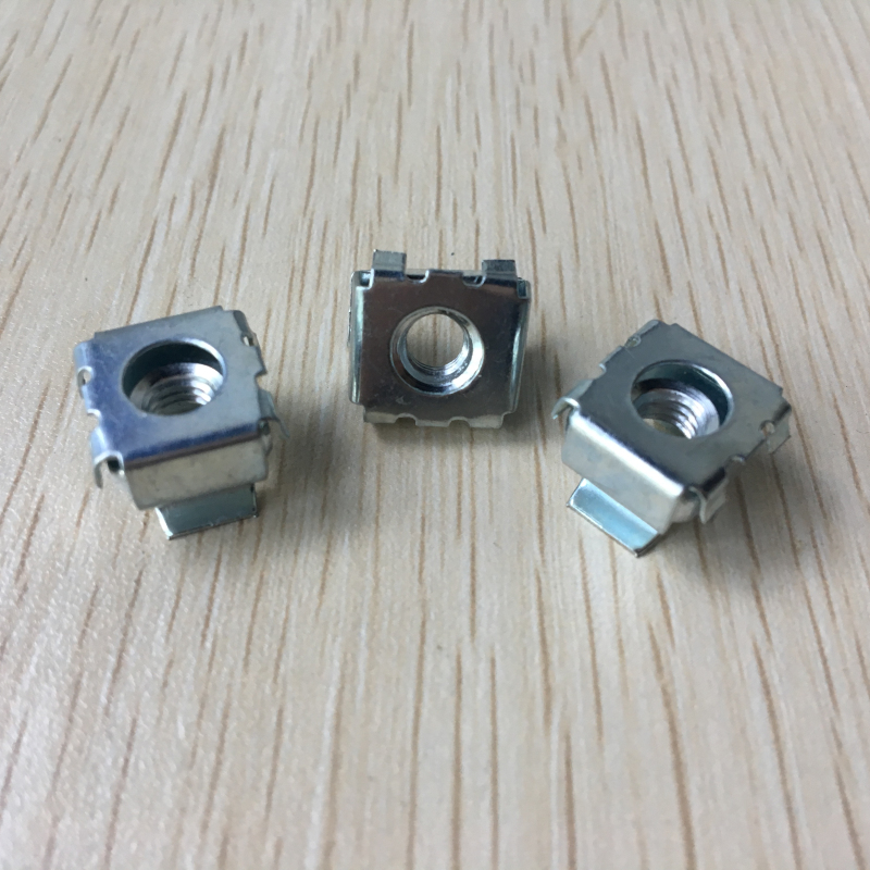 galvanized weld cage nuts cage nut m8