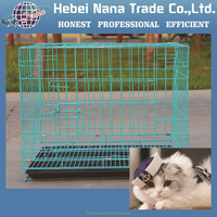 Cheap stainless steel cage for dog or small animals