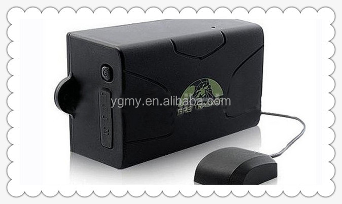 Live Real Time GSM/GPRS/GPS car tracker TK-104 Standby 60 days TK104