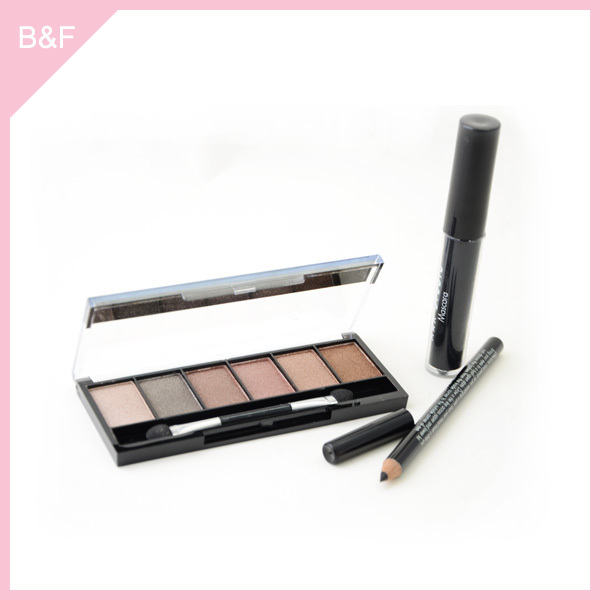 multi-colored,shiny and easily colored and remove/cosmetics/eyeshadow warm baked eyeshadow