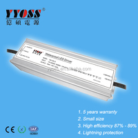 switching power supply 150W 36v 3 years warranty with high efficient