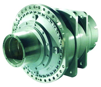 high efficiency helical in line drive p series gearbox Air condition and refrigeration