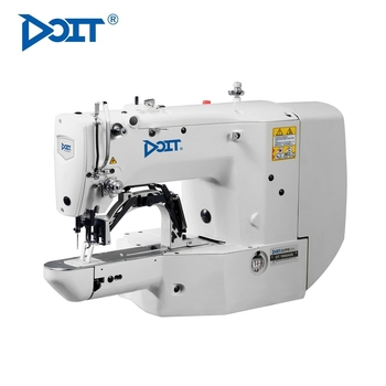 DT1900ASS/AHS High speed direct drive electronic bar-tacking sewing machine