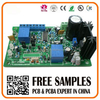 main circuit board, oem pcba assembly for security system