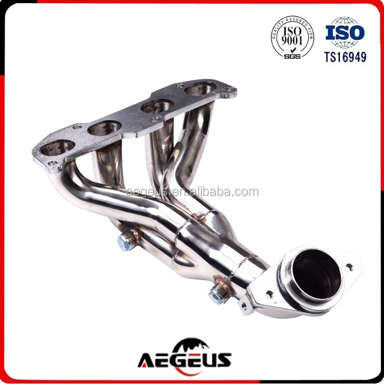 HIGH QUALITY STAINLESS STEEL HEADER EXHAUST MANIFOLD FITS HONDA SI K20 FG/FA CNC 06-09