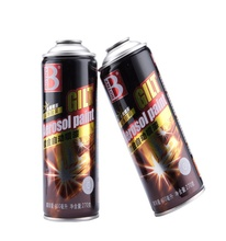 Manufacture Hot Quality Various Colors & Designs Available Aerosol Spray Cans 200Ml