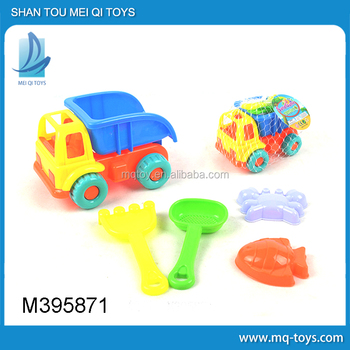 summer toy kis play set beach toys set plastic truck beach toys