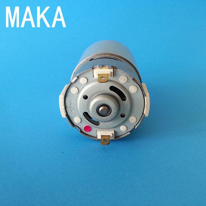 772jh Electric Dc Permanent Magnet Brush Micro Motor